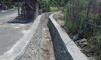 Proyek Jaringan Irigasi Rontu Senilai Rp930 juta Rampung, Dinas PUPR Bantah Tidak Sesuai Bestek