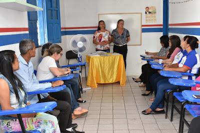 APAE Sairé realiza reunião com membros da diretoria