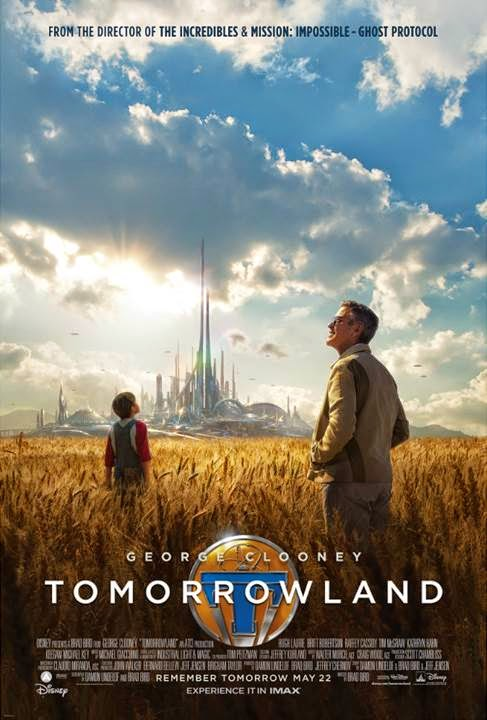 Disney's TOMORROWLAND Coming May 22nd