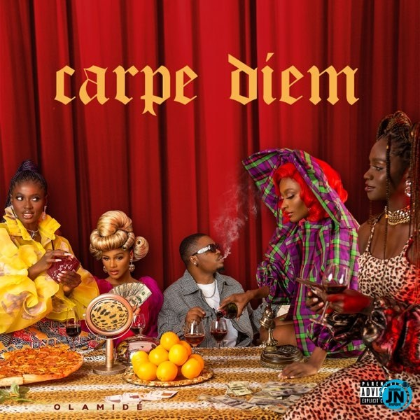 New Album : Olamide - Carpe Diem