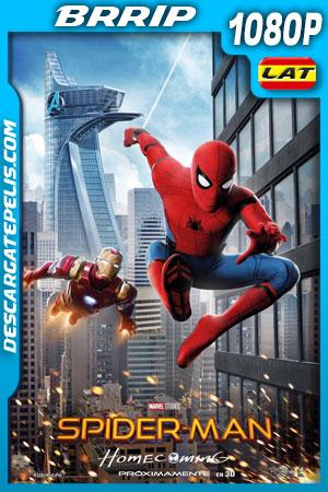 Spider-Man: De regreso a casa (2017) 1080p BRrip Latino – Ingles