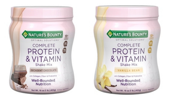 Nature S Bounty Protein Shake Cvs