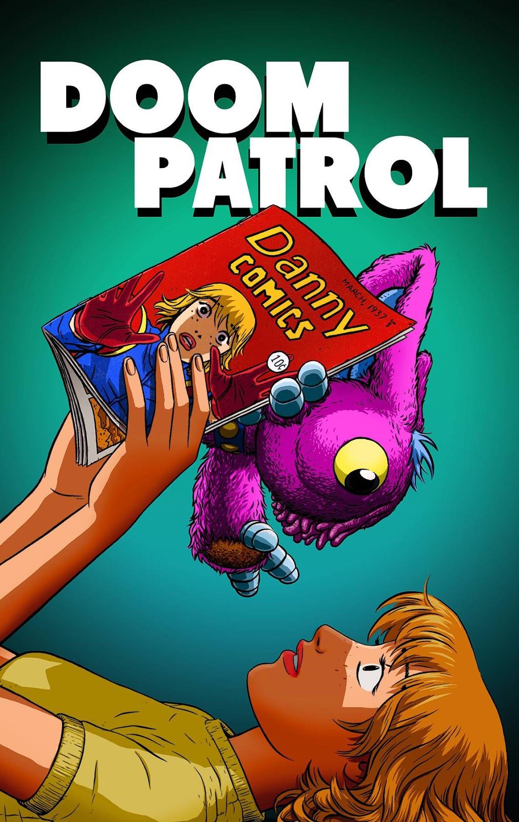 doom patrol - photo #18