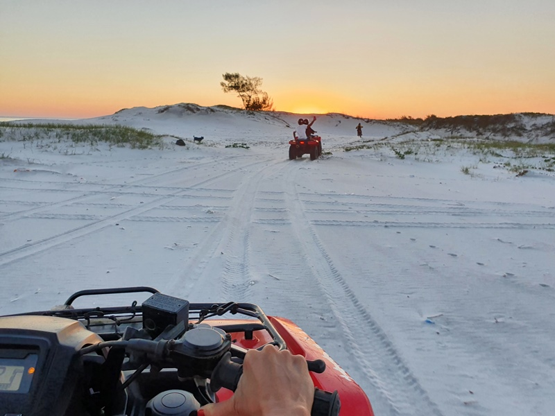 Deserto da Praia Grande Arraial do Cabo