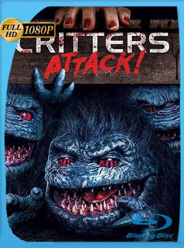 Critters Attack! (2019) HD 1080p Latino Dual [GoogleDrive] TeslavoHD