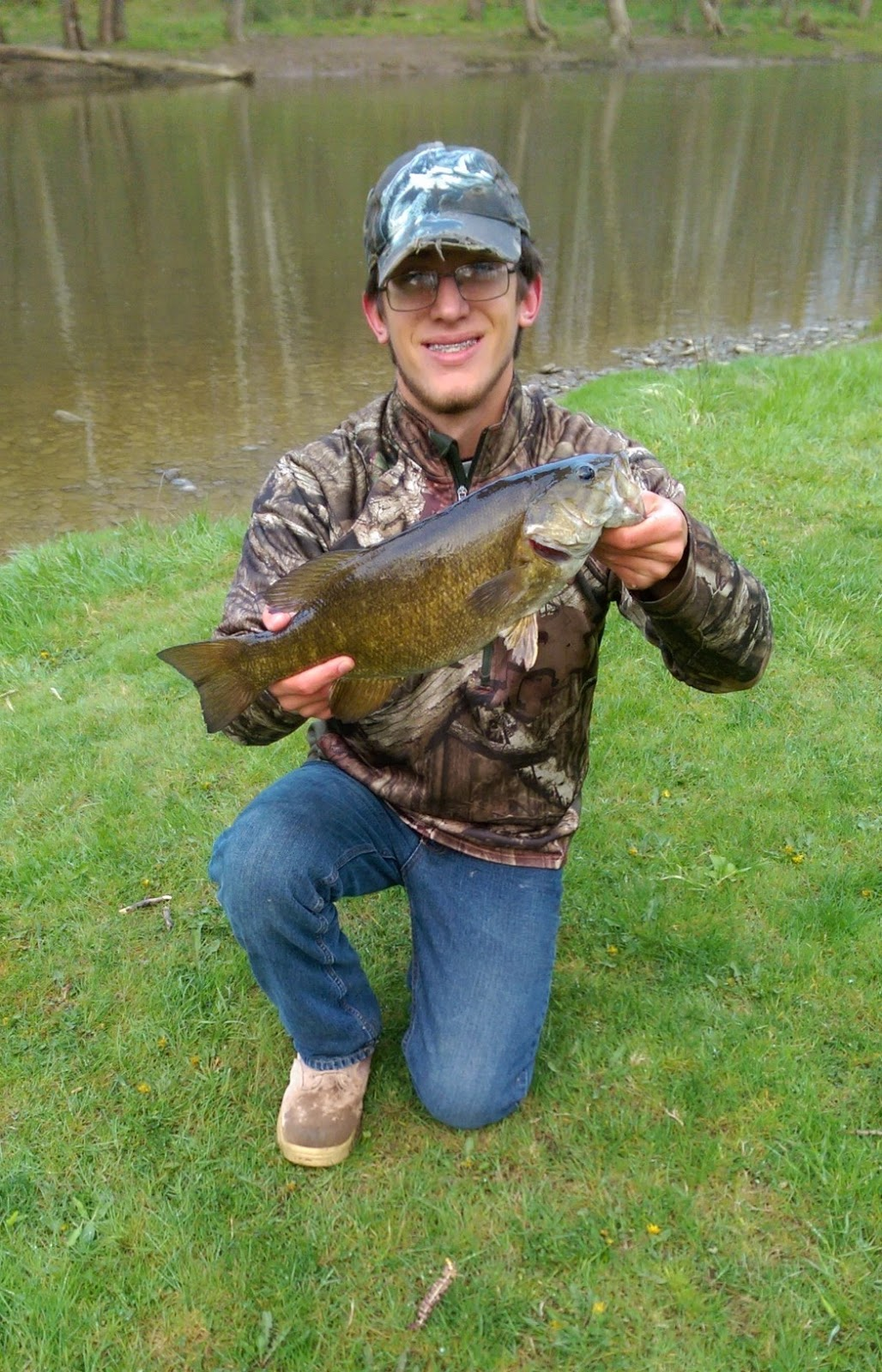 Lake metroparks fishing report fish on to the next for Fish at 30 lake