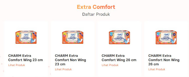 varian charm extra comfort