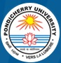 Naukri vacancy recruitment in Pondicherry University