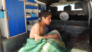 Serangan Udara Syiah di Barat Laut Suriah Bunuh 12 Orang dan Merusak Rumah Sakit