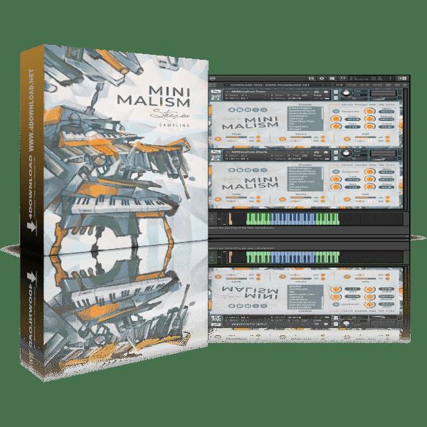 Strezov Sampling MINImalism KONTAKT Library