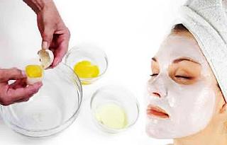 Cerahkan Kulit Wajah Anda Dengan Putih Telur