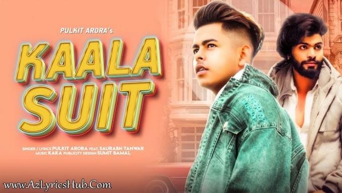 KALA SUIT Ruchika Jangid    Sonika Singh    Ashish Saini    New Haryanvi Lyrics Song 2021