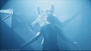 Revelan escena eliminada de 'Batman Forever' donde Bruce enfrenta a un gran murciélago