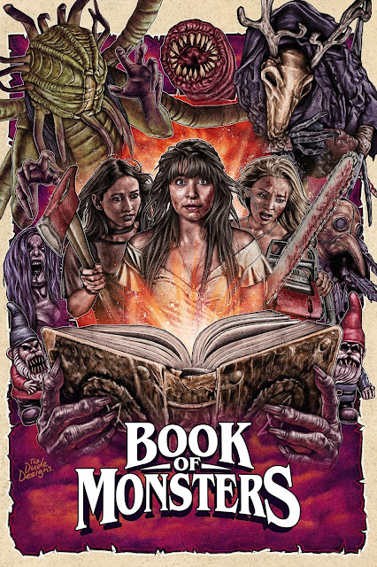Book of Monsters (2018) ταινιες online seires oipeirates greek subs