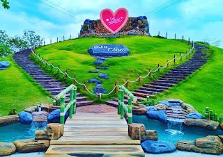 Tempat Wisata Bukit Cinta