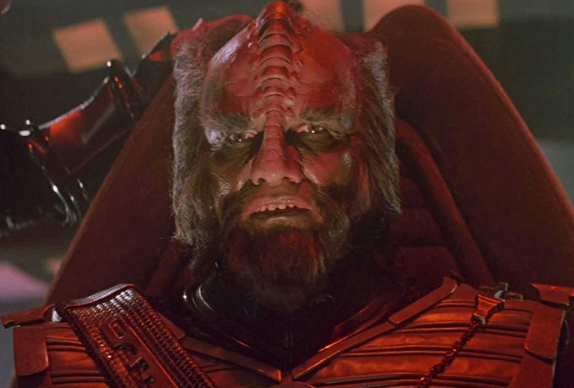 Klingon Bird Of Prey Tos