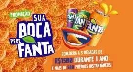 Promoção Fanta 2019