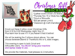 Christmas Gift Knock Out Classes