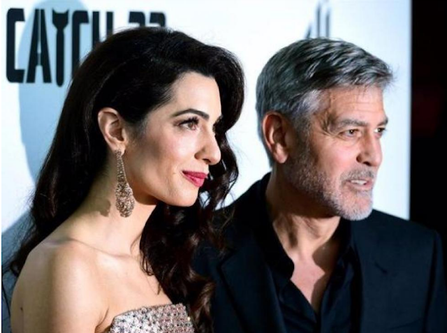 George Clooney y Amal Amanuddin apadrinan olivos en Carboneros del proyecto solidario 'El aceite de la vida'