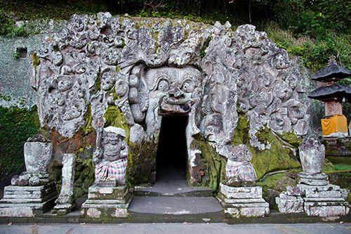 Pura Goa Gajah - Objek wisata di Gianyar - Bali, Indonesia