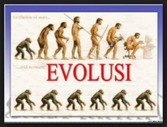 Ringkasan Materi Mengenai Teori Evolusi