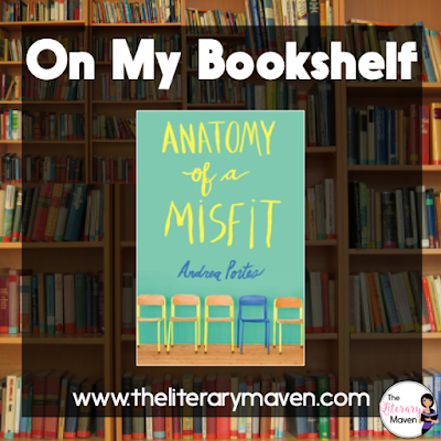 In Anatomy of a Misfit by Andra Portes, the narrator, Anika has a unique voice; she is funny, but also incredibly blunt. The social hierarchy of her high school is not too different from the plot of Mean Girls and Anika is #3 behind Becky, the cruel beauty queen of her high school, and Shelly, her sexually promiscuous, but weak-willed best friend. Read on for more of my review and ideas for classroom application.