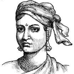 Lakshmi Bai the queen of jhansi