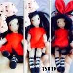 patron gratis muñeca gorjuss amigurumi, free pattern amigurumi gorjuss doll