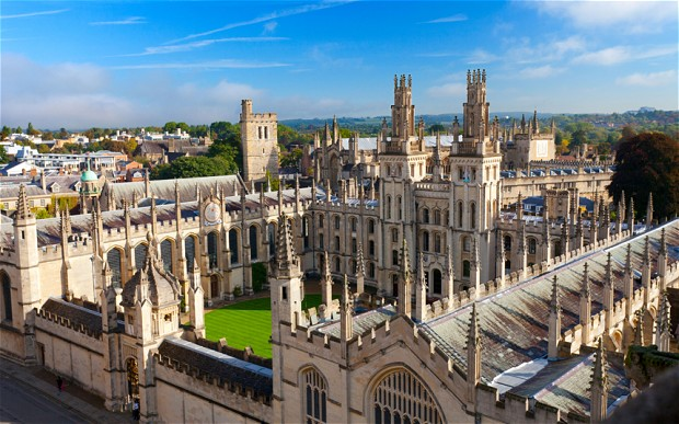 3. Oxford terkenal dengan julukan The Dreaming Spires