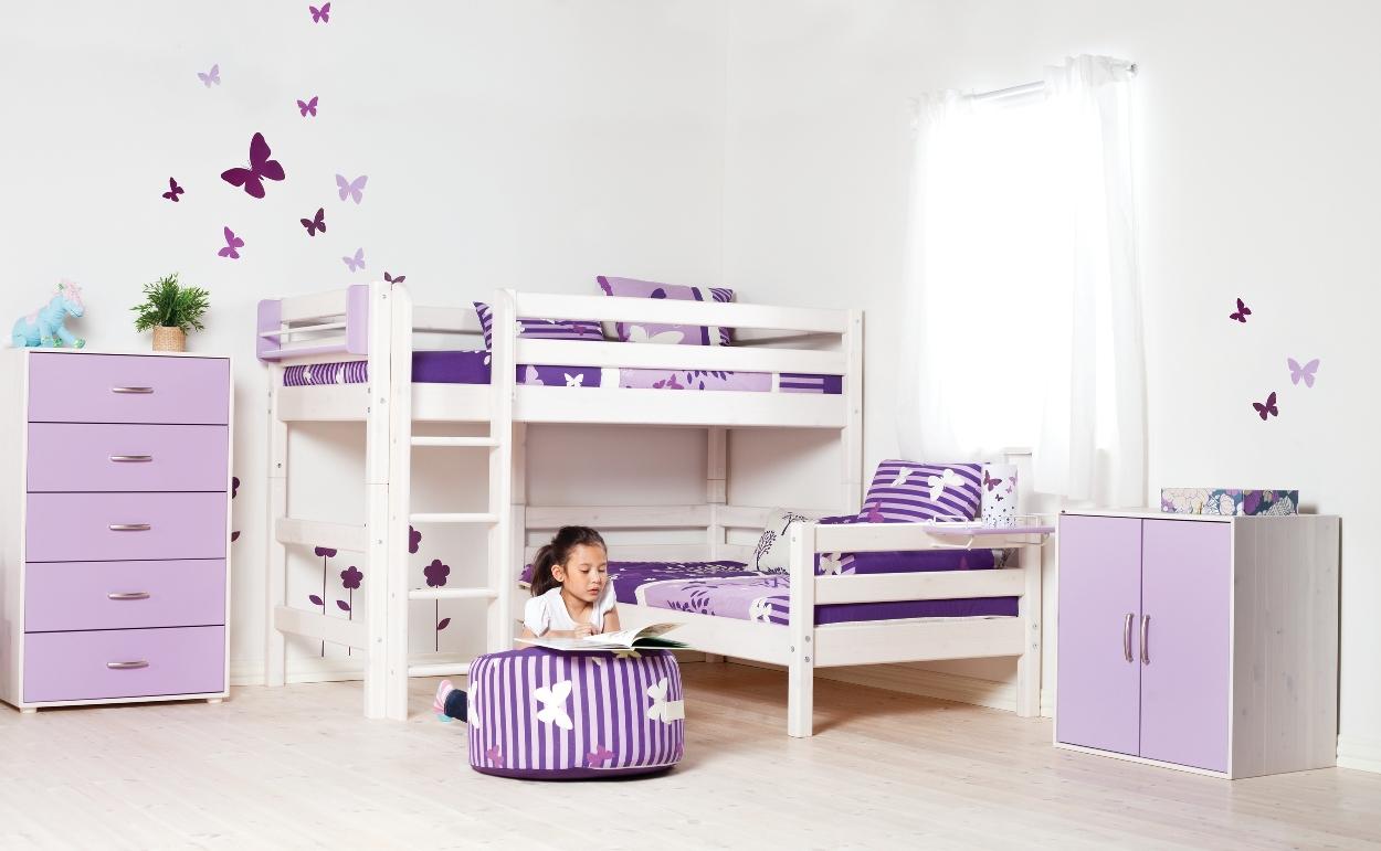 flexa literas y triliteras. Black Bedroom Furniture Sets. Home Design Ideas