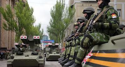 Путін нізащо не кине Донбас.