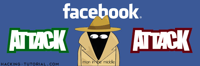 Man In The Middle Attacks untuk Hack Facebook