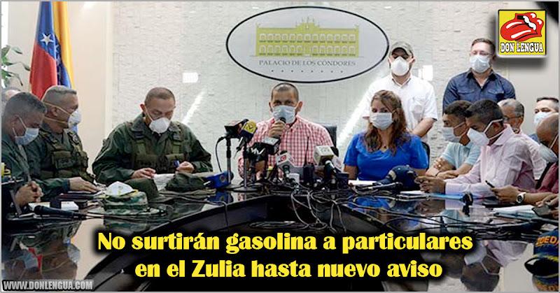 No surtirán gasolina a particulares en el Zulia hasta nuevo aviso