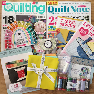 quilt retreat goodie bag