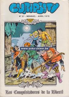 Curiosity, numéro 27, 1978