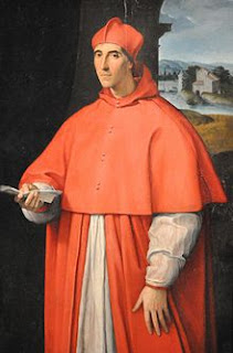 Pope Paul III was born Alessandro Farnese and became pope in 1534