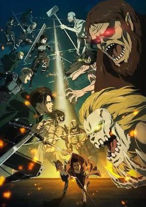 Descargar Shingeki no Kyojin: The Final Season (07/??) HD Sub Español Por Mega - Mediafire.