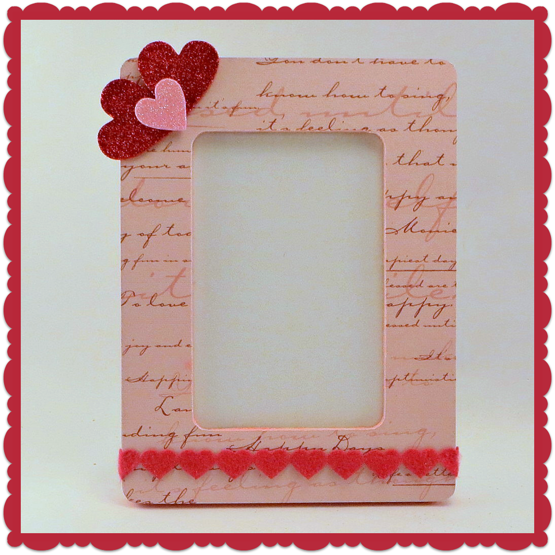 Paper Picture Frames