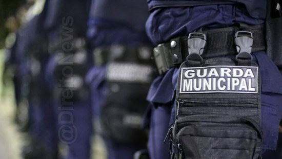 trt reintegracao guarda municipal gravacoes direito