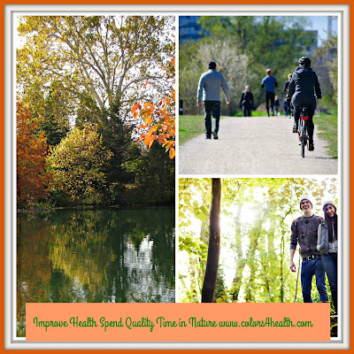 Get Outdoors for Improved Health