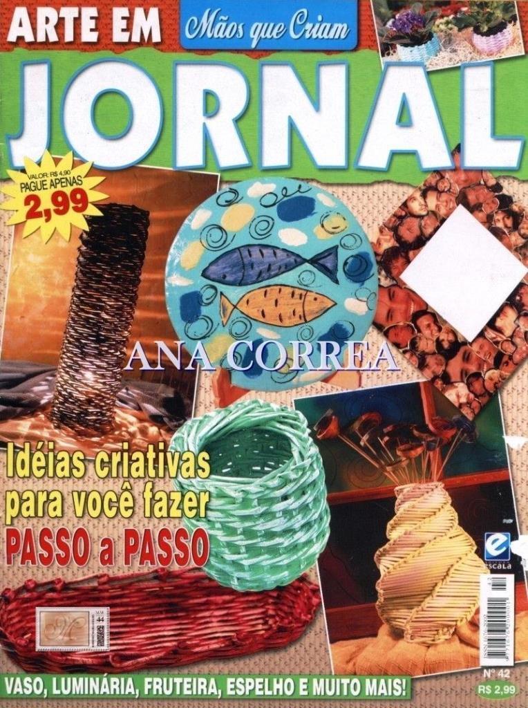 Arte em Jornal Nro. 42