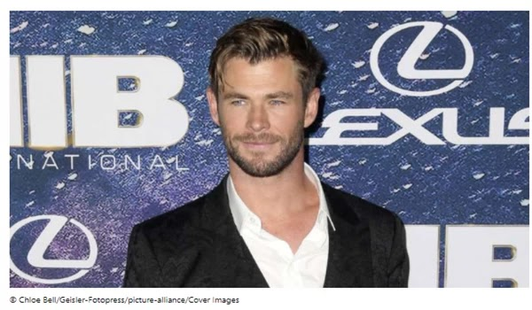 "Chris Hemsworth: ""I would be unemployed without my fans."""