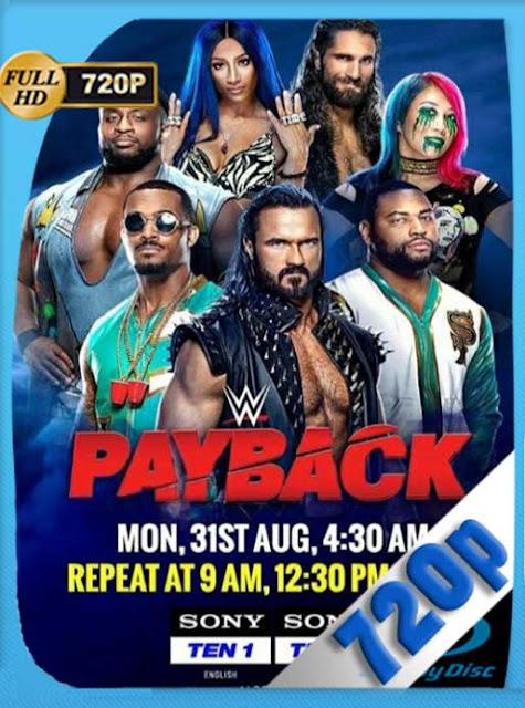 WWE PayBack (2020) HD [720p] Latino [GoogleDrive] SXGO
