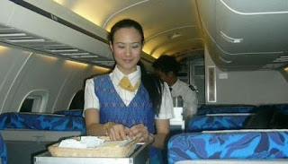 The qualities of a good flight attendant