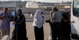 Israel: Gaza Sisters Smuggled Explosives On Way To Hospital