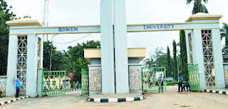 Bowen University Freshers Registration / Clearance Exercise 2019/2020