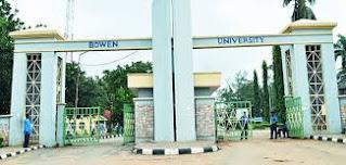Bowen University Exam Timetable 1st Semester 2020/2021