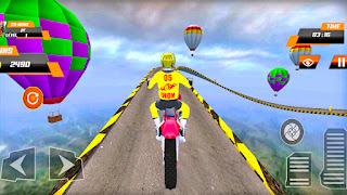 Real Stunt Bike Pro Tricks Master Racing