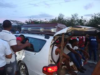 Adolescente pierde la vida en competencia de motores en Cabral