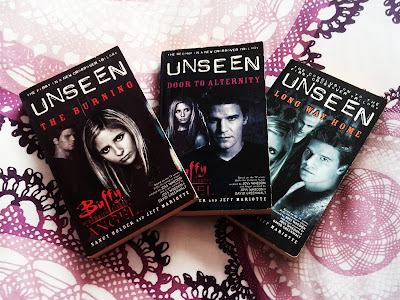 The Unseen Trilogy by Jeff Mariotte, Nancy Holder